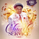 Church Service Flyer Template - GraphicRiver Item for Sale