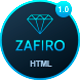 Zafiro Multipurpose Static Page Builder