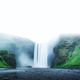 Famous Skogafoss waterfall - PhotoDune Item for Sale
