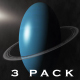 Planet Uranus Pack - VideoHive Item for Sale