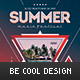 Summer Flyer/Poster - GraphicRiver Item for Sale