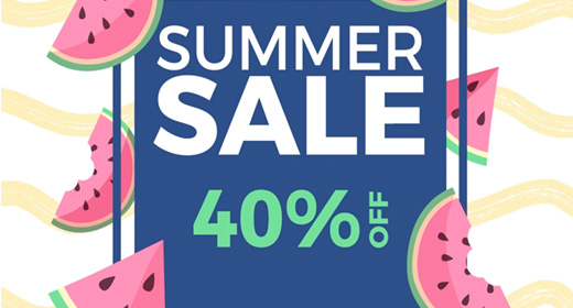 Themeforest 40% OFF Summer Sale