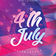 Independence Day Celebration Flyer - GraphicRiver Item for Sale