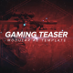 Gaming Channel Teaser - VideoHive Item for Sale