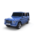 Mercedes Benz G Class Blue - 3DOcean Item for Sale