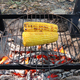 Corn grilled on fire - PhotoDune Item for Sale
