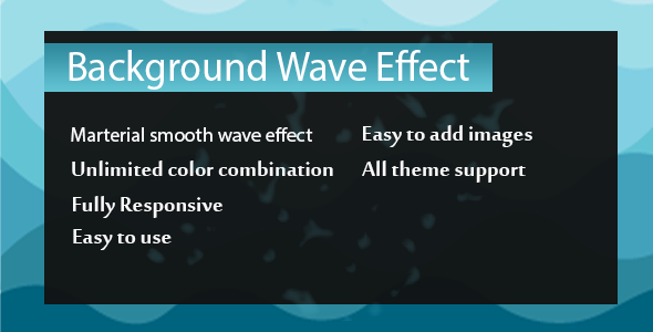 Visual Composer - Background Wave Effects            Nulled