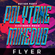 Polytone Mixedub - Flyer Template - GraphicRiver Item for Sale