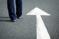 Follow the direction arrow - PhotoDune Item for Sale