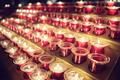 Memorial candles in church - PhotoDune Item for Sale