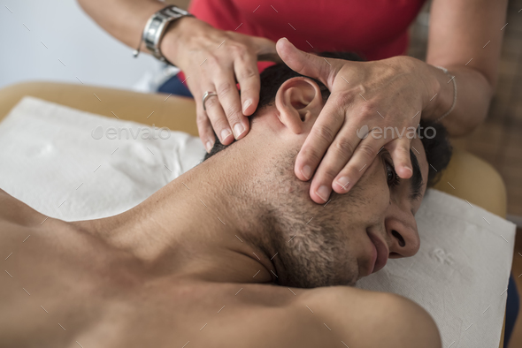 Cervical visit - Stock Photo - Images
