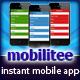 Mobilitee -- Mobile App Creator