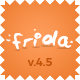 Frida - A Sweet & Classic Blog Theme - ThemeForest Item for Sale