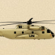 United Nations Helicopter - Sikorsky Flying - VideoHive Item for Sale