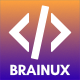 Brainux - Portfolio Website Template