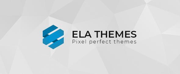 Elathemes envato homepage 2