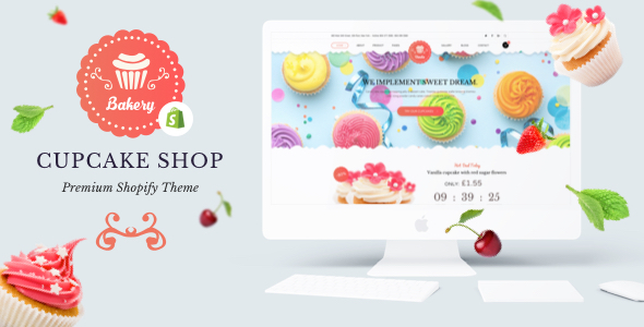 Image of Bakery - Shopify Bakery, Cakery & Food Theme