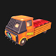 Stylized Heavy Truck - 3DOcean Item for Sale