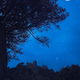 St Michaels Mount castle at night - PhotoDune Item for Sale