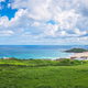 Panorama of Cornish coast in St Ives - PhotoDune Item for Sale