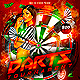 Darts Tournament Party Flyer - GraphicRiver Item for Sale
