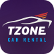 Tzone - Car Rental App UI Kit Sketch Template - ThemeForest Item for Sale