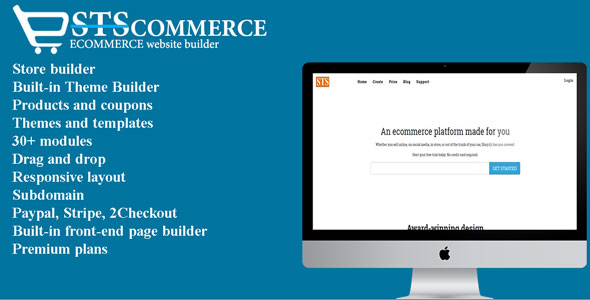 STSCommerce - eCommerce site builder - CodeCanyon Item for Sale