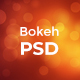 PSD Bokeh Backgrounds - GraphicRiver Item for Sale