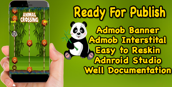 Animal Crossing - Endless Kids Game - Ready For Publish - CodeCanyon Item for Sale