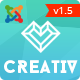 Creativ - Responsive Multipurpose Joomla Template - ThemeForest Item for Sale