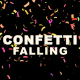 Confetti Falling - VideoHive Item for Sale