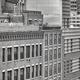 Black and white picture of New York City architecture. - PhotoDune Item for Sale