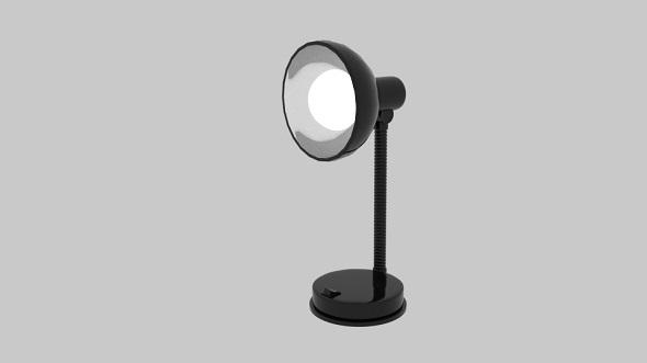 Lloytron Flexi Desk Lamp - 3DOcean Item for Sale