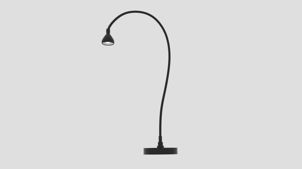Ikea Jansjo Led Work Lamp