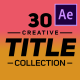 Minimal Typograph - VideoHive Item for Sale