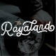 Royaland Vintage Font - GraphicRiver Item for Sale