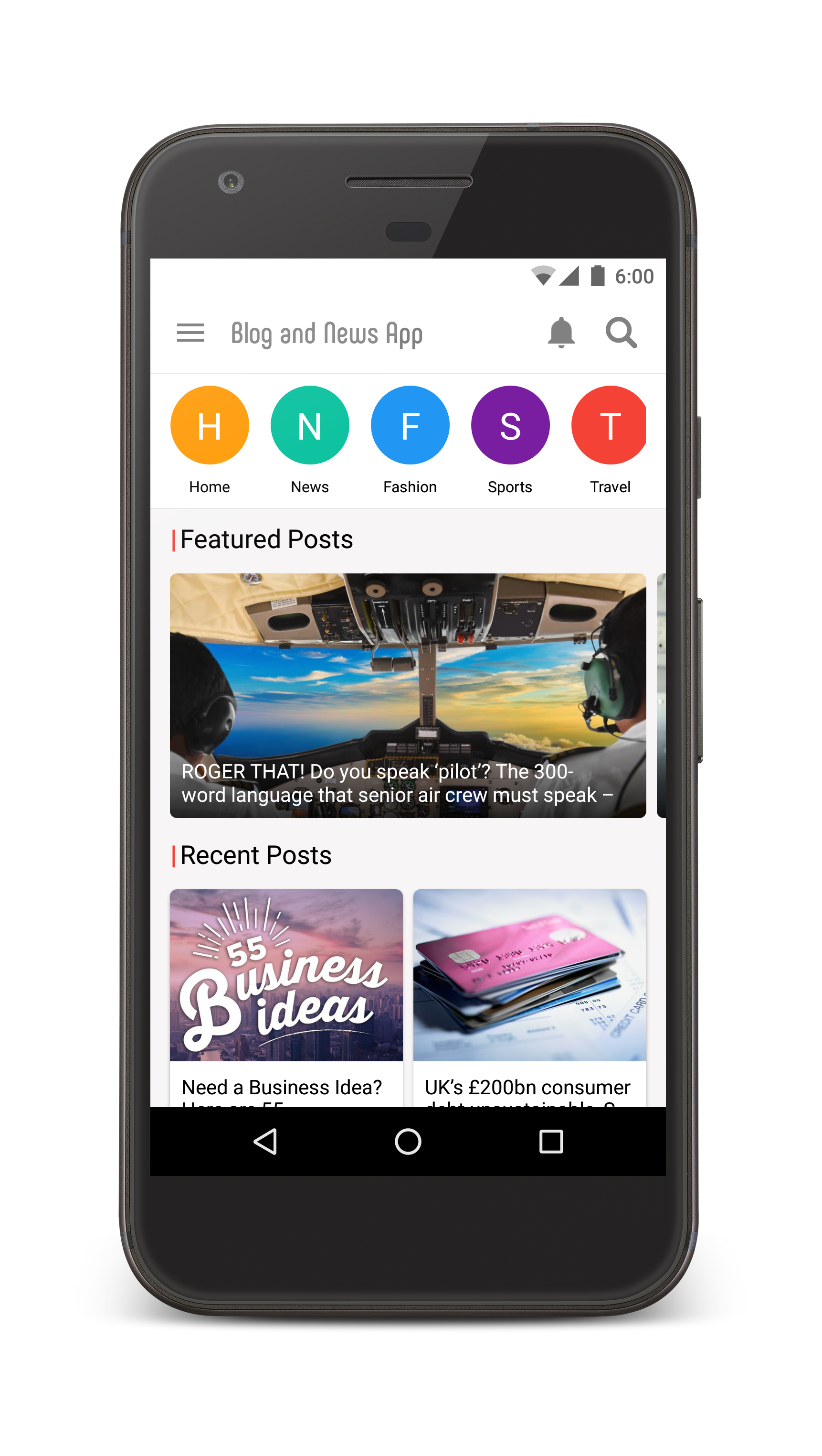 news app nulled