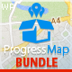 Progress Map, Bundle - CodeCanyon Item for Sale