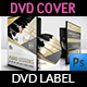 Music Lessons DVD Cover and Label Template - GraphicRiver Item for Sale