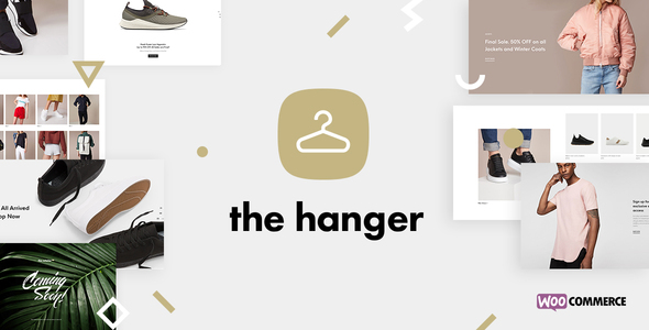 Image of The Hanger - Modern Classic WooCommerce Theme