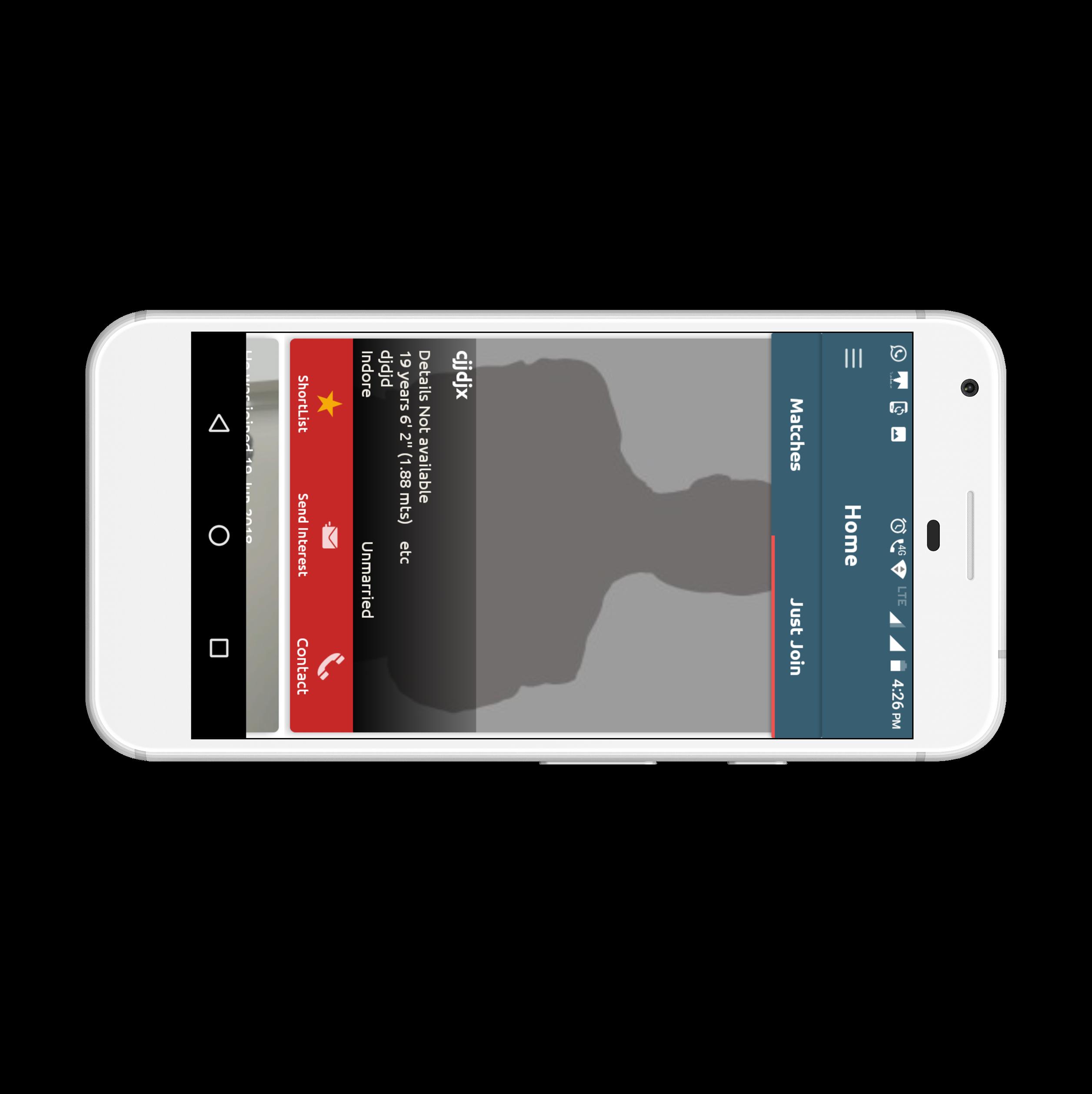 Matrimonial - Wedding app by samyotech | CodeCanyon