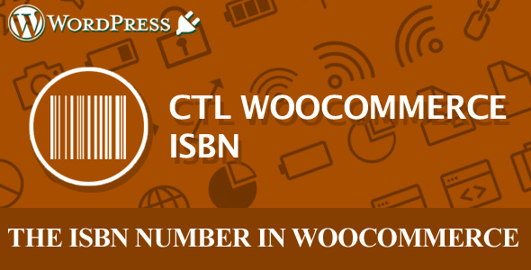 CTL Woocommerce ISBN - CodeCanyon Item for Sale