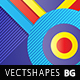 Vector Shapes Background - GraphicRiver Item for Sale