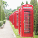 British red telephone booth - PhotoDune Item for Sale