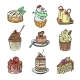 Cakes and Cupcakes - GraphicRiver Item for Sale