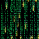Matrix Code Based on Numbers and Letters - VideoHive Item for Sale