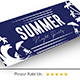 Summer Facebook Cover - GraphicRiver Item for Sale