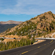 Highway in alpine tundra. Rocky Mountains, Colorado. - PhotoDune Item for Sale