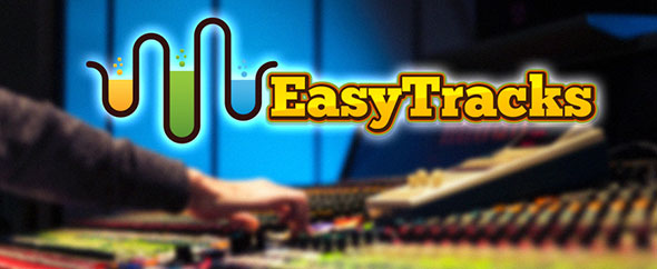 Easytracks banner envato