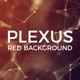 Plexus Red Background - VideoHive Item for Sale